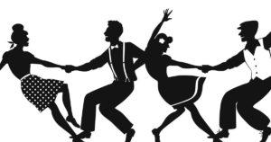 Swing dance image